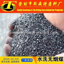 Filtre de haute qualité de l'Anthracite Media/du sable de silice/manganèse sable