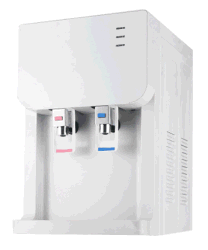 Популярные и дешевые диспенсер для воды с помощью фильтров и системы охлаждения компрессора и блокировка водопроводный кран (YLR2-5-D828)
