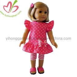 American Jersey y pantalón superior conjunto de ropa de muñecas