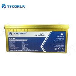 تيكورون سعر تنافسي بطاريات ليثيوم أيون الشمسية 200ah الطاقة تخزين حزمة بطارية قابلة لإعادة الشحن