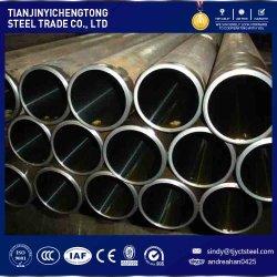 20g poli 16 pouces tuyau sans soudure en acier Prix DIN 17175