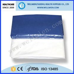 Nichtgewebtes Bett-Wegwerfblatt für Krankenhaus