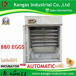 CE petit incubateur d'oeufs de reptiles approuvé pour la Ferme avicole (KP-9)