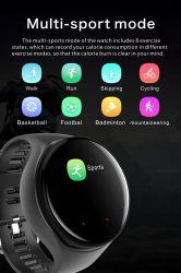 Armband Smartwatch van de Fitness van de Manchet van de Monitor van het Tarief van het Hart van het Horloge van de Sport van de Hoofdtelefoon van Bluetooth de Slimme Slimme Oude Reserve