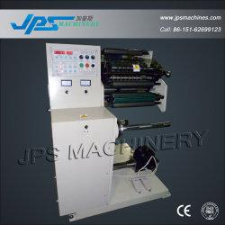 Auto CPP, BOPP, película de plástico LDPE rebobinadora cortadora longitudinal