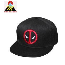 Custom broderie 3D haute qualité et de Hat Cap Snapback