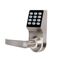 범용 디지털 스마트 도어 잠금 비밀번호 RFID 카드 도난 방지 보안