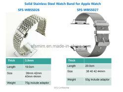 Milanese Lijn van het Netwerk voor het Horloge sfs-Wbss027 van de Appel