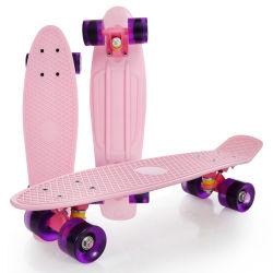 China Fabricante Mini patinetas Skate Longboard para niñas