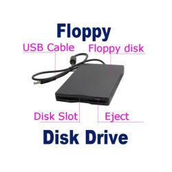 휴대용 USB 플로피 디스켓 드라이브