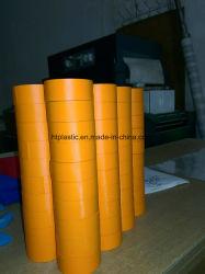 Fita de PVC com o fornecedor de cor-de-laranja