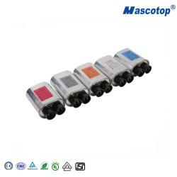 Hochtemperaturbeständiger Kondensator mit kleinem Dielektrikum