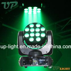 Barato preço Luz Discoteca 12*10W LED CREE feixe em movimento