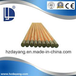 Elettrodo del carbonio di sgorbiatura/Rod Rame-Rivestiti rotondi B508