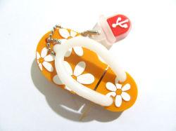 Publicité cadeau Shoe-Shaped PVC Disque dur USB