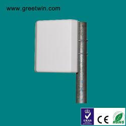 698 ~ 2700MHz 屋外壁面取り付け型アンテナ /LTE 4G 指向性パネルアンテナ (GW-OWMA70277D)