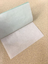 Cama King Size Premium Slim Ultrafino multa de 100% Natural lento ardor de rodadura de goma blanca de papel