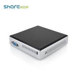Dissipação de baixo consumo Ventiladores Mini PC 2g 16GB Processador Intel Atom X5-Z Processador8350 1,44 GHz a 1,92 GHz com núcleo quádruplo micro computador