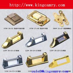 木の宝石箱のための型袋の部品のアクセサリの金属ロック
