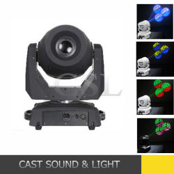 testa mobile del punto del DJ LED della fase 60With75With90W