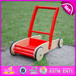 2015 bestes Seller Wooden Walker Toy für Kids, Fuuny Play Children Wooden Walker, Top Quality Wooden Walking Toy für Baby W13c013
