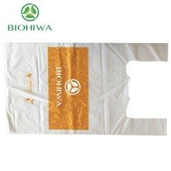 Impressão personalizada Eco-Friendly Ziplock sacos de plástico resseláveis com pega para roupas Embalagem