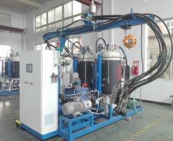ein Fabrik-preiswertes Preis-Gesims, das Machine/PU Maschine/Polyurethan maschinell bearbeiten lässt/den Schaumgummi-Maschinen-Schwamm-Schaumgummi herstellt Maschinen-Maschine für auslaufenden Polyurethan-Schaumgummi