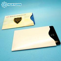 CMYK Houder van de Beschermer van de drukRFID de Blokkerende Creditcard voor de Bescherming van Gegevens