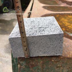 G654 Drak Finisseur de pavés de granit gris flammé pour Driveway Square