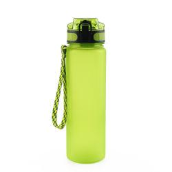 Спорт бутылка воды с Multi-Size бисфенол-А и экологически безвредные Тритан Co-Polyester пластика - быстрый поток воды Защелкивающаяся