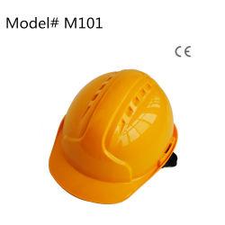 PPE-Plus M101 ABS Casques de sécurité personnelle Protection de la tête de la construction pour Woker
