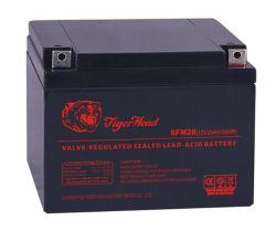 12V 28ah recarregável de ácido de chumbo bateria solar