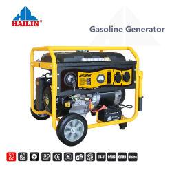 230 В/400 В 50 Гц 5.8kVA три этапа Электрический пуск бензиновые генераторы,