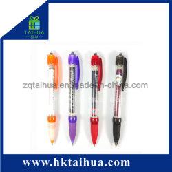 2019 рекламных пера, пластиковый поощрения пера шариковой ручки (TH-08025)