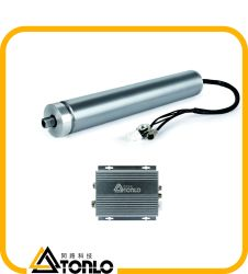 De elektrische Rol van de Trommel van de Motor van de Hoge Macht van de Motor van de Robot van gelijkstroom 48V Brushless voor de Transportband van de Logistiek