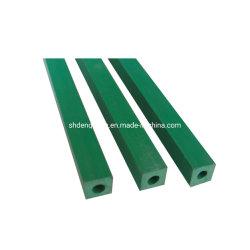 PVC PEHD PP pièces de machines d'impression disponibles en Nylon de bâtonnets de coupe