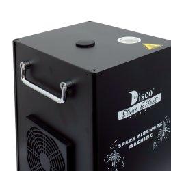 400W Электронные ступени воздействие холодной фонтан фейерверк свечей зажигания машины DMX и пульт дистанционного управления для свадьбы