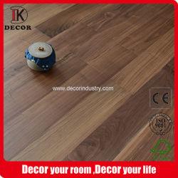 Черный орех природных деревянный пол