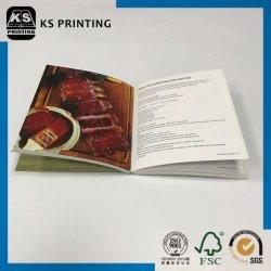 Vendeur professionnel du Service d'impression pleine couleur livre, édition brochée Bind parfait