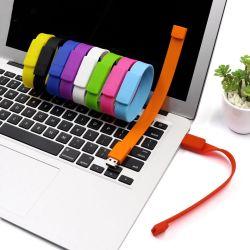 Браслет OEM флэш-накопитель USB 4 ГБ 8 ГБ 16ГБ 32 ГБ с возможностью горячей замены продажи Custom перо диск с логотипом