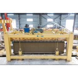 Bloco AAC semiautomático fazendo tijolos máquina de linha de produção