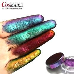 Changement de couleur de pigment Cameleon Shimmer Chameleon Pearl Pigment fard à paupières de maquillage
