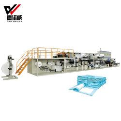 Underpad Making machine met goede prijs en kwaliteit