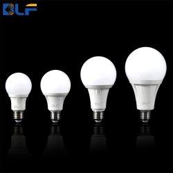 LED High Power Energy Saving aluminium 3W 5W 7W 9W 12W 15W 18W Ampoule de LED SKD