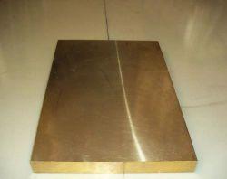 Placa de latón Aleación de cobre C37800