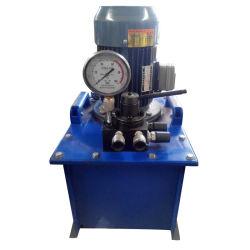 Válvula solenóide de dupla ação da bomba hidráulica elétrica