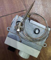 Termostato capillare del gas del forno dell'elemento del riscaldatore di acqua in valvole