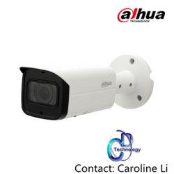 Dahu in Camera die van kabeltelevisie IP van de Kogel van China de MiniIRL wordt gemaakt