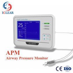ICUのVapを減らす自動空気ポンプを搭載するリアルタイムの人工的な航空路の気球圧力モニタのApmの袖口のコントローラ