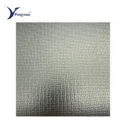 Серебристый напечатано не из ткани ламинированные не из ткани из алюминиевой фольги